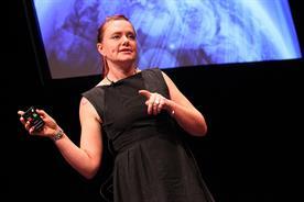 Laura Jordan-Bambach: executive creative director of LBi