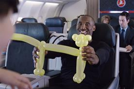 Turkish Airlines: The flag-carrier has achieved global reach with its light-hearted sports-stars ad