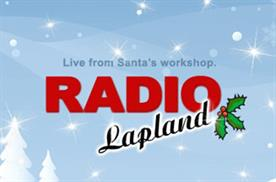 Digital Radio UK launches Radio Lapland to carry broadcasts from Santa's workshop