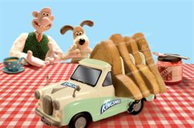 Kingsmill in Easter tie-up with Wallace & Gromit