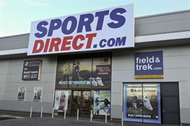 Sports Direct: loses trademark infringement case