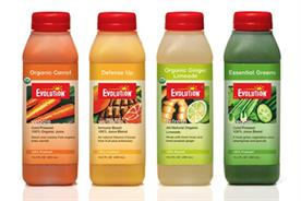 Evolution Fresh: Acquired by Starbucks