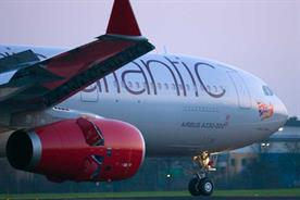 Virgin Atlantic: keeps brand name