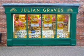 Julian Graves: forced into administration