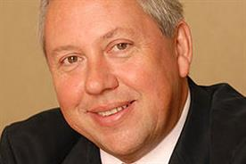 Paul Vaughan: makes way for Debbie Jevans
