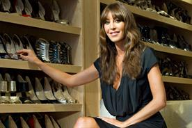 Tamara Mellon: leaves Jimmy Choo