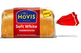 Hovis Soft White Farmhouse loaf