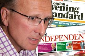 Andy Mullins: managing director of Evening Standard and the Independent