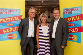 MasterCard sponsoring Southbank