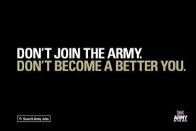 The buzz: Army campaign fails to impress