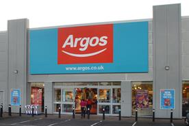 We'll call you: Argos