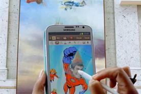 Samsung: Galaxy Note TV campaign