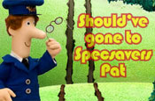 Specsavers: Postman Pat ads appear on MSN