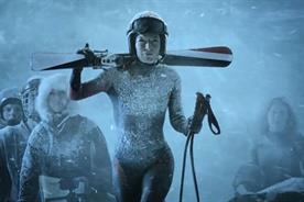 Sochi 2014: a BBC TV trailer for its coverage of the forthcoming Winter Olympics