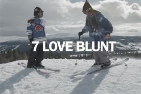 Henrik Harlaut's 7 Love Blunt for Bjorn Borg