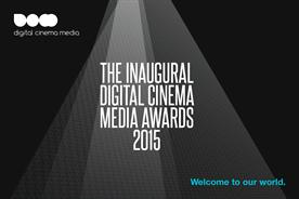 Digital Cinema Media launches inaugural industry awards