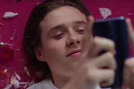 Brooklyn Beckham stars in brand film for Huawei's Honor 8 smartphone
