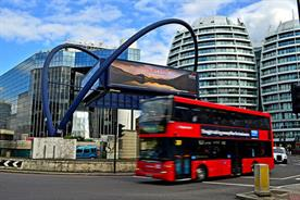 Tech City: Old Street roundabout