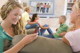 Teens take a different view of social media