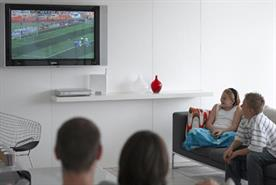 TV viewing:  time spent watching linear commercial TV reaches new high