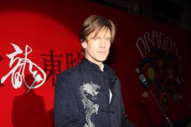 Graham Fink, Ogilvy China's chief creative officer