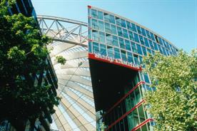 Sony Europe: Berlin center