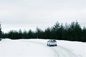Direct Grand Prix: Volvo 'interception'
