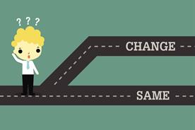Time for a change? One marketer maps his journey into portfolio working
