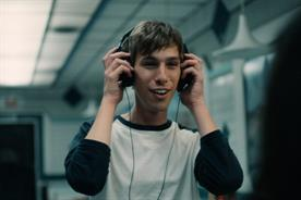 Florian: the main characters in Paul Kalkbrenner's music video