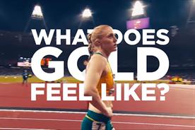 Coke celebrates that winning feeling in Olympics campaign