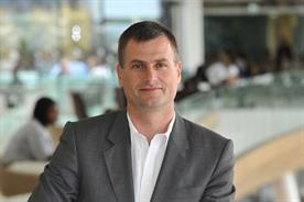 Ronan Dunne: appointed to the GMG board as a non-executive director