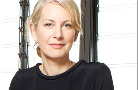 Anna Bateson: to take global role at Google in the US