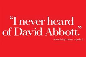 David Abbott: the Economist ad recreated