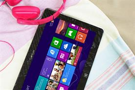 Microsoft: offering new ad formats for its Windows 8 platform
