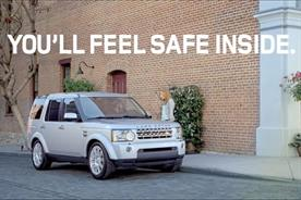 Land Rover ad: humour based on fundamental truths