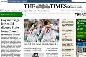 The Times online