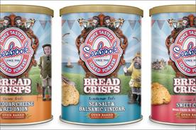 Seabrook Bread Crisps: launches in Morrisons