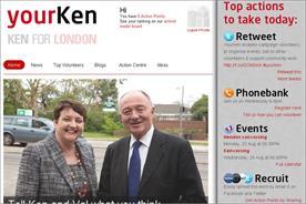 Your Ken: Ken Livingstone kicks off election campaign