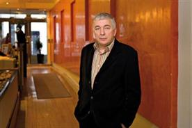 Mike Ironside: chief executive of NRS