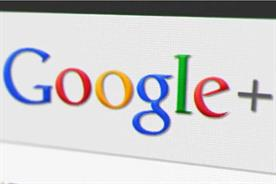Google+: will have to achieve scale before winning marketing spend