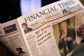 FT Group profits reach £55m despite 'weak' advertising