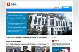 Fidelity International: awards media account to MEC