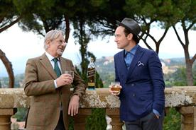 Giancarlo Giannini (l) and Jude Law: return for a sequel to The Gentleman's Wager