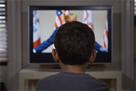 Latest Hillary Clinton ad paints Trump as a terrible example to your children