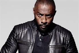 Idris Elba: fronting campaign Superdry to promote collaborative winter/autumn collection