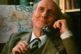 Yellow Pages: David Abbott created the iconic JR Hartley TV ad