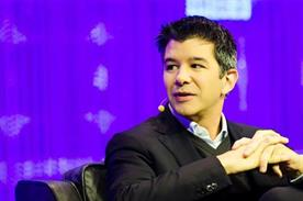 Uber chief executive Kalanick resigns