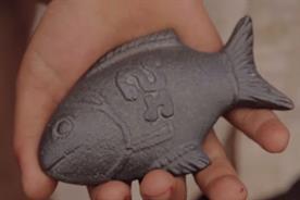 """""""Lucky Iron Fish"""""""