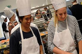 Things we like: MEC staff cooking for charity