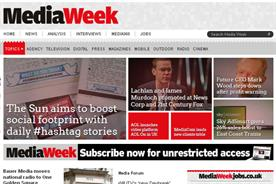 Media Week's traffic rises 40% following mobile site